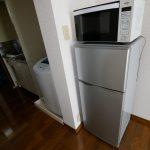 冷蔵庫・電子・トースター無料貸出