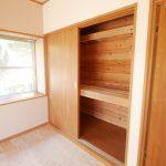 和室4.5畳 収納②