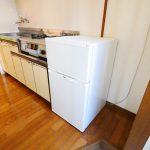 冷蔵庫無料貸出(キッチン)